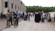 Srebrenitsalı 33 kurbanın cenazesi Potoçari'ye ulaştı