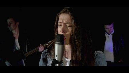 Hajrie Ademi & BlurBand - Goditje Ne Zemer (LIVE Cover - Sabri Fejzullahu) 4K