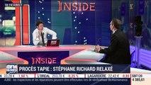 Procès Tapie, Stéphane Richard relaxé (2/2) - 09/07