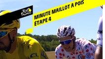 La minute Maillot à pois Leclerc - Étape 4 - Tour de France 2019