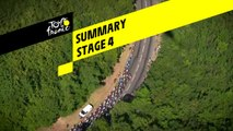 Summary - Stage 4 - Tour de France 2019