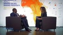 Hablamos con el presidente de Mozambique, que trata de renacer tras la destrucción de los ciclones