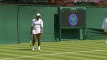 Wimbledon : amende salée pour Serena Williams
