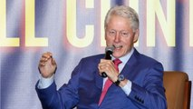 Bill Clinton Demonstrates Complete Transparency With Jeffrey Epstein Relationship