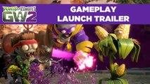 Plants vs. Zombies Garden Warfare 2 - Trailer de lancement