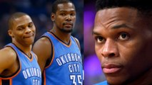 Russell Westbrook Wants OUT From OKC As Kevin Durant's Friend Claims No One Wants To Play With Russ