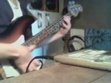 Basse Funk - Groove maison (home made) - Playing Funky Bass
