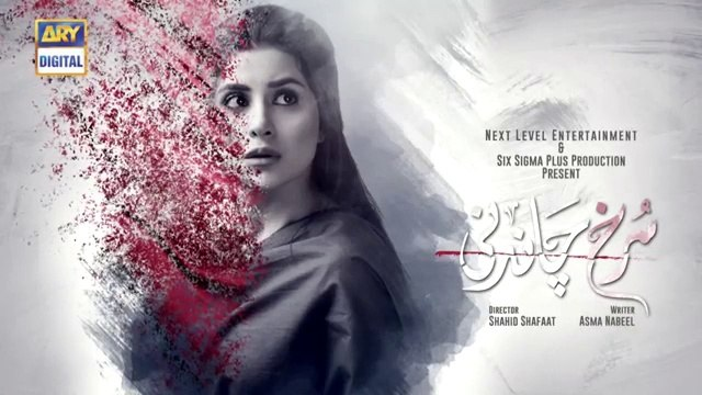 Surkh Chandni  Epi 10  9th July 2019  ARY Digital Drama