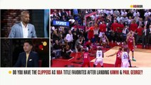 Kawhi rejected LeBron and used the Lakers for leverage – Pablo Torre _ High Noon