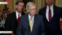 McConnell On Report His Ancestors Were Slave Owners: I'm In 'Same Position' As Obama