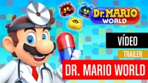 Descarga gratis Dr. Mario World para iOS y Android
