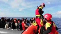Már csak egy hajó végez életmentést a Földközi-tengeren