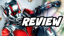 Ant Man Marvel Review - No Spoilers