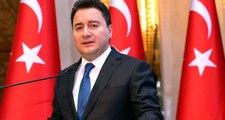 Ali Babacan'ın ekibi anket yaptırdı! İşte bugün seçim olsa yeni partinin alacağı oy oranı