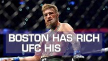 Conor McGregor, Daniel Cormier Part Of UFC's Rich Boston History