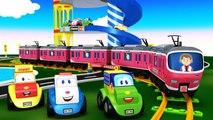 Parking Toys Car Parking Video for - kids - children - boys - kids - children - boys - baby- - Toy Factory Cartoon