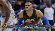 The Jim Rome Show: The Thunder are shopping Russell Westbrook