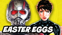 Ant Man Marvel Easter Eggs and Phase 3 Explained