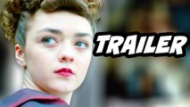 Doctor Who Series 9 Maisie Williams Trailer Breakdown