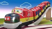 Toy Factory Train Cartoon