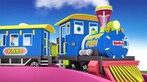 Super Fast Cartoon Thomas Adventure - Toy Factory