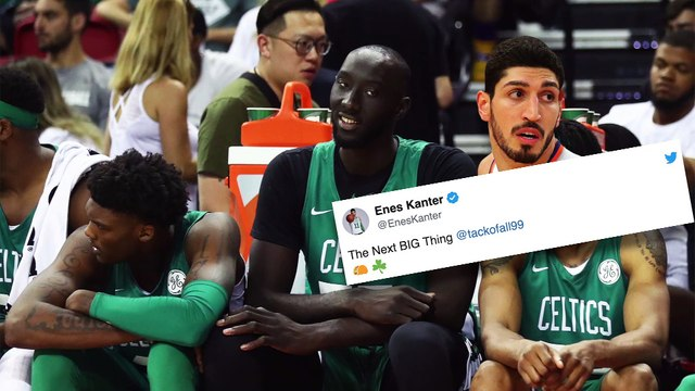 What Is Tacko Fall's Upside? Besides Being Really Tall