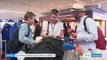Écotaxe : les billets d'avion plus chers en 2020 ?