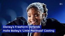 Disney Defends It's 'Little Mermaid' Casting Choices