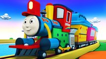 Big Thomas - Trains For - kids - children - boys - kids - children - boys - baby- - Thomas The Train - Toy Factory Cartoon - Videos For - Children--
