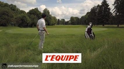 Sortir d'un méchant rough - Golf - Altus
