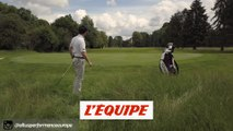 Sortir d'un méchant rough - Golf - Altus