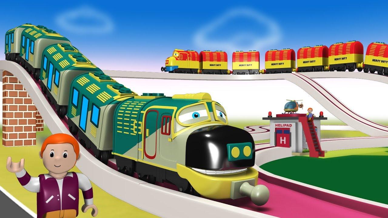Cartoon Cartoon – Thomas The Train – Train Videos – – kids – children – boys – kids – children – boys – baby- Videos for – kids – children – boys – kids – children – boys – baby- – Toy Factory – ???????