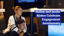 The Biebers Celebrate Their Engagement
