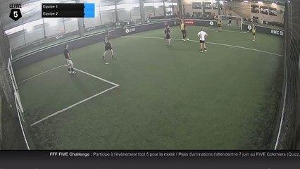Equipe 1 Vs Equipe 2 - 09/07/19 20:43 - Loisir Colomiers (LeFive) - Colomiers (LeFive) Soccer Park