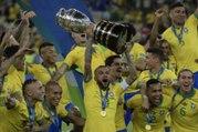 Brasil chega ao nono título na Copa América; veja como fica o ranking
