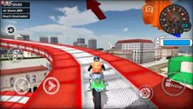 "Extreme Bike Simulator ""LV7-10"" Stunt Bike Racing Games - Android Gameplay FHD"