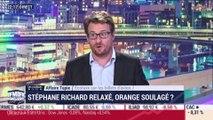 Les coulisses du biz: Stéphane Richard relaxé dans l'affaire Tapie, Orange soulagé ? - 09/07