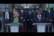 RTB/Communiqué final de la 5ème réunion entre la Haute représentante de l'Union Européenne et les ministres des affaires étrangères du G5 Sahel