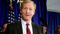 Billionaire donor Tom Steyer launches presidential bid