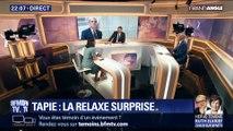 Bernard Tapie: La relaxe surprise (1/5)