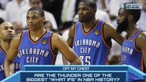 """Time to Schein: The """"WHAT IFS"""" are endless with OKC!"""