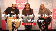"HHV Exclusive: Method Man and Tim Story talk ""SHAFT"" sequel, the franchise's cultural impact, and Method Man venturing into more acting and producing"