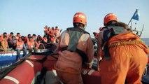 Méditerranée: 44 nouveaux migrants secourus par l'Alan Kurdi