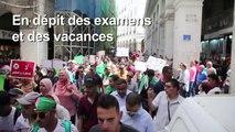 Algérie: les étudiants manifestent pour le 20e mardi consécutif
