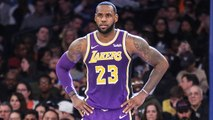 LeBron James to Reportedly Play PG for Lakers