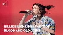 Billie Eilish's Iron Problem