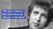 The Moment Bob Dylan Created 'Blowin' In The Wind'