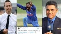 ICC Cricket World Cup 2019: Sanjay Manjrekar Holds Up Michael Vaughan On Twitter
