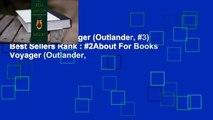 Full version  Voyager (Outlander, #3)  Best Sellers Rank : #2About For Books  Voyager (Outlander,