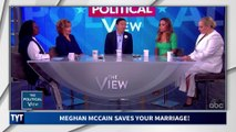 Meghan McCain Thinks Guns And Booze Can Fix Marriages